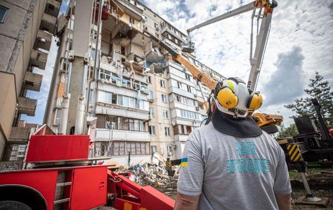 Киев выделит 30 млн гривен на жилье для пострадавших от взрыва на Позняках