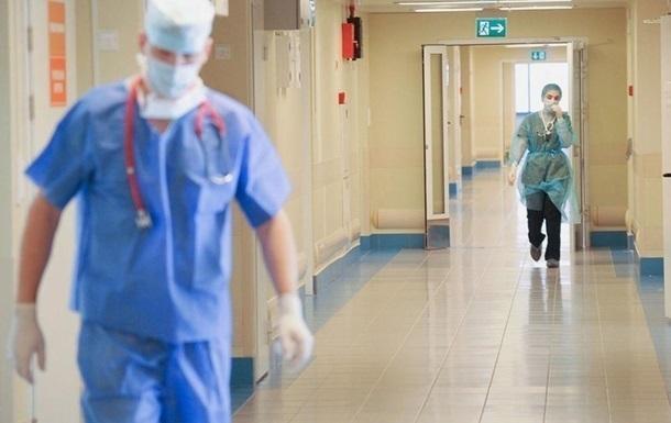 В Харькове из больницы, начавшей лечить больных COVID, увольняется персонал
