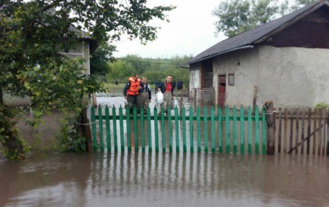 Пострадавшие от непогоды области Украины получат гумпомощь