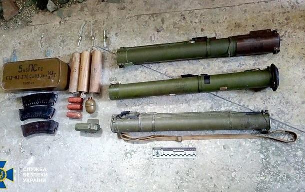 СБУ озвучила масштабы незаконного оборота оружия