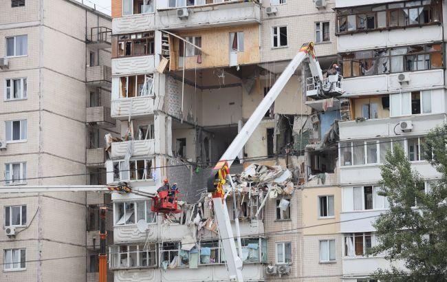 Взрыв на Позняках: стало известно, когда завершат экспертизы