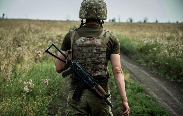 Оккупанты ударили из минометов по ВСУ на Луганщине