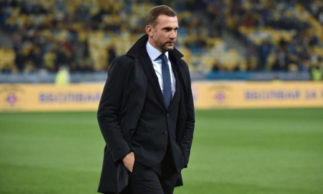 Шевченко сообщил, что не собирается покидать пост главного тренера сборной Украины