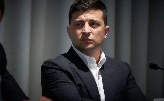 Зеленский заявил, что его оштрафовали за посещение кафе в Хмельницком