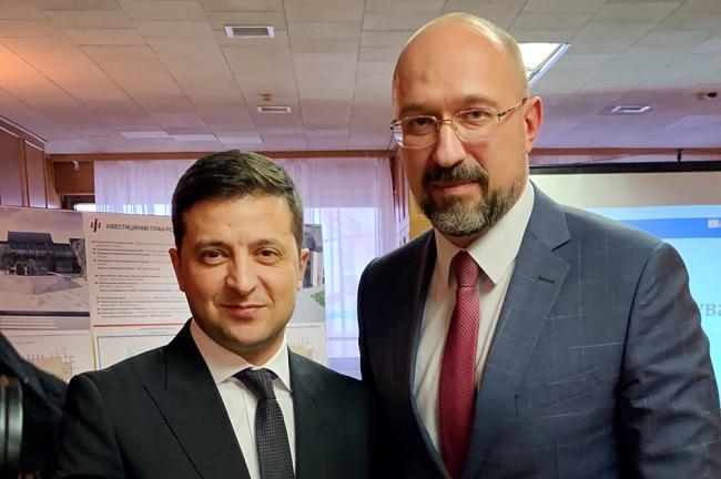 Зеленский заявил, что доволен работой нового Премьер-министра Украины