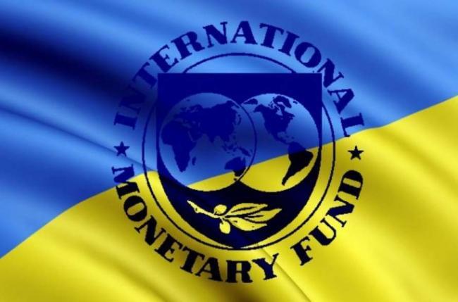 Украина хочет отказаться от кредитов МВФ до 2023 года