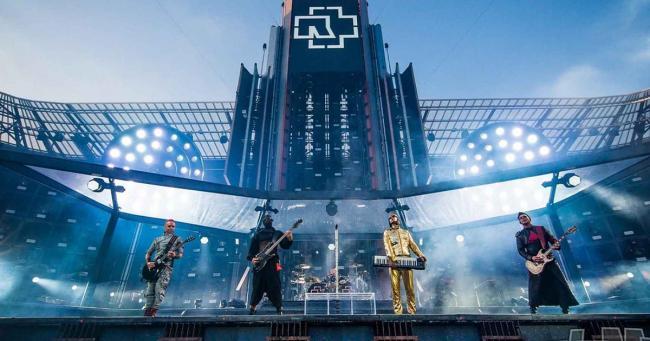 Rammstein работают над новыми песнями