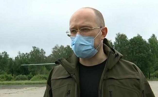 У Шмыгаля разработали план действий для преодоления последствий паводка на Западной Украине