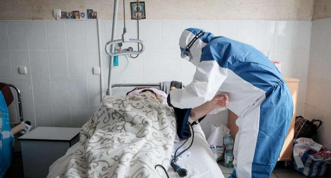 В Украине значительно снизилось число новых случаев коронавируса