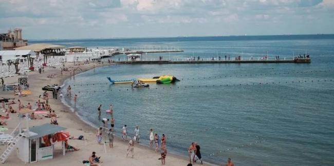 Вода на пляжах Одессы не соответствует санитарным нормам