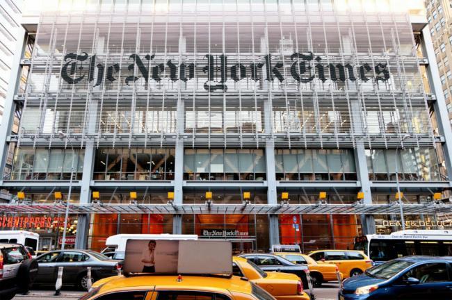 The New York Times объявила об уходе из сервиса Apple News