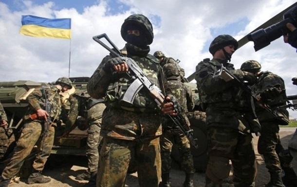В Украине начались военные учения Нацгвардии
