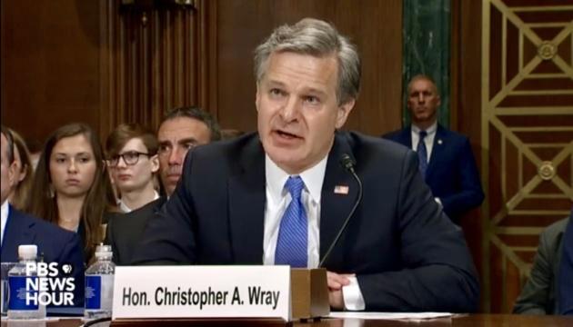 Китай является главной угрозой для США - глава ФБР