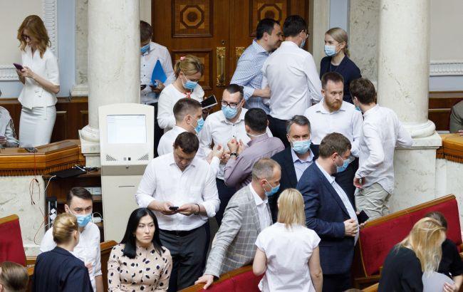 У Зеленского оценили возможность досрочных выборов в Раду