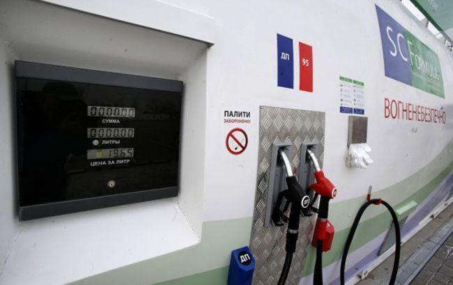 Бензин в Украине за год подешевел более чем на четверть, - Госстат