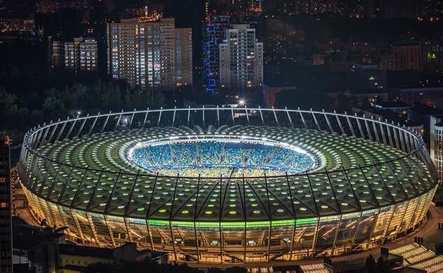 Футбольные стадионы Украины будут распределены по категориям - УАФ