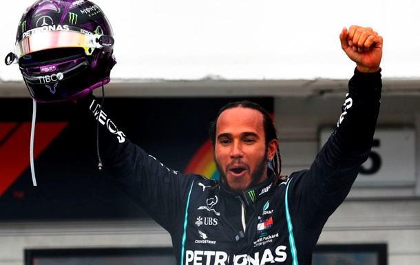 Хэмилтон в доминирующем стиле выиграл Гран-при Венгрии