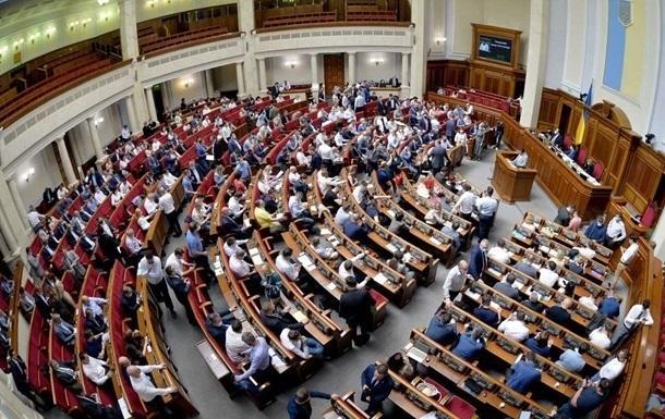 Верховная Рада запланировала борьбу с религиозными сектами