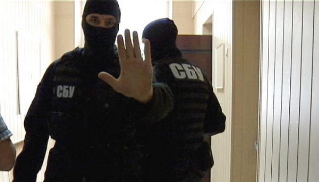 """На объектах """"Укрзализныци"""" налоговики и СБУ проводят обыски"""