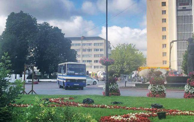 В СБУ проверяют лиц, которые могут быть причастны к теракту в Луцке