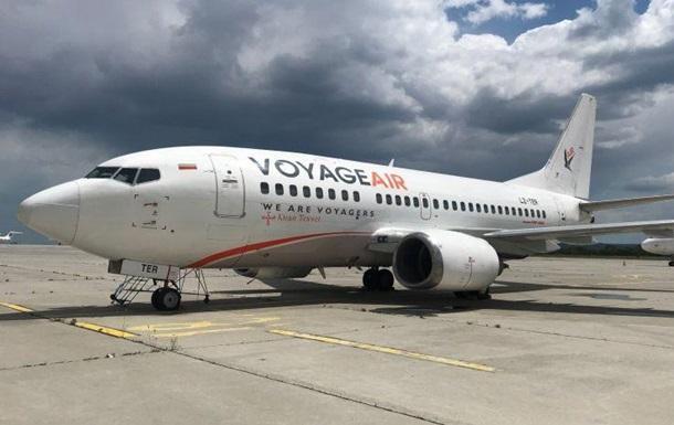 Болгарская авиакомпания Voyage Air запускает два маршрута в Украину