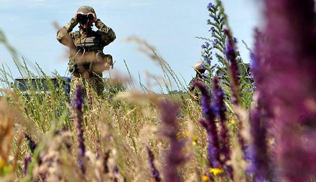 Оккупанты нарушили перемирие под Шумами, потерь нет