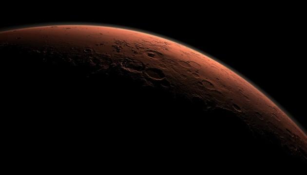 На Марсе обнаружили следы озона и диоксида углерода