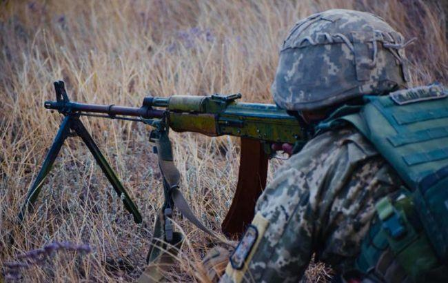 Перемирие на Донбассе: за сутки зафиксировали один выстрел