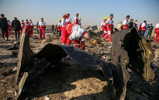 Иран согласился выплатить компенсацию за сбитый самолет МАУ