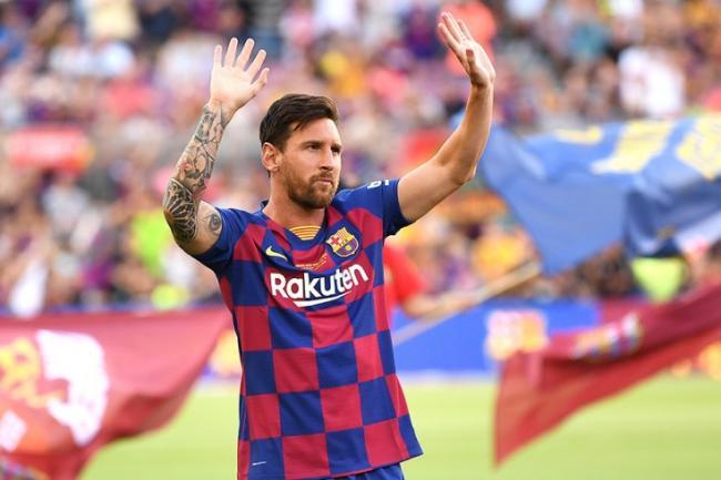 Стало известно, почему Месси не подписывает новый контракт с «Барселоной»