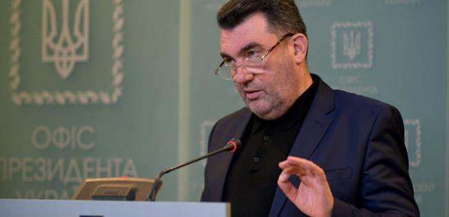Данилов о языковом вопросе в Украине: никакого второго русского