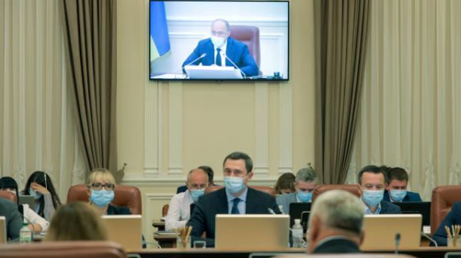 Карантин в Украине могут продлить на следующей неделе