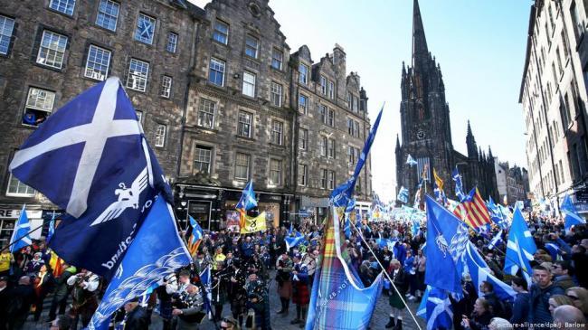 Россия вмешивалась в результаты референдума о независимости Шотландии в 2014 году, — разведка