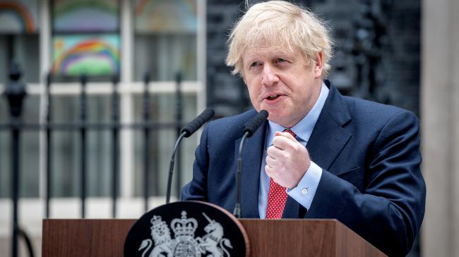 """""""Люди голосовали, чтобы вернуть контроль"""". Джонсон отверг обвинения в российском вмешательстве в Brexit"""