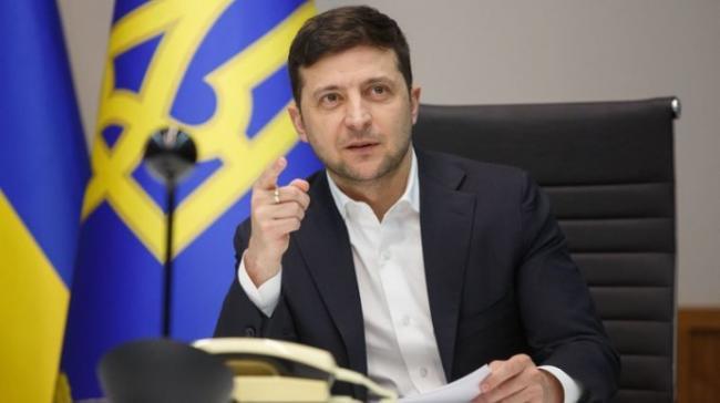 Зеленский пригрозил мощным ответом в случае серьезной атаки на бойцов ООС