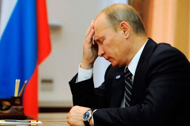 В РФ рейтинг доверия Путину упал до минимального показателя за 2,5 года, – соцопрос