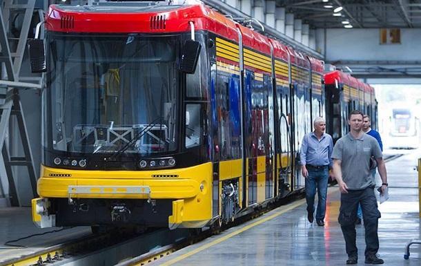Украинский производитель поставит трамваи в Румынию