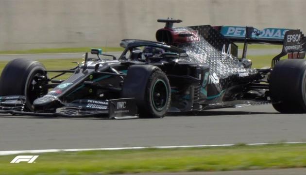 Формула-1: Хэмилтон выиграл Гран-при Великобритании