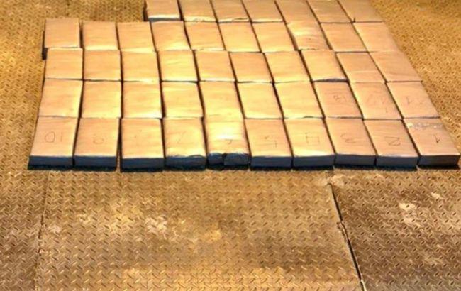 В Одесской области выявили рекордную партию кокаина на более чем 200 млн гривен