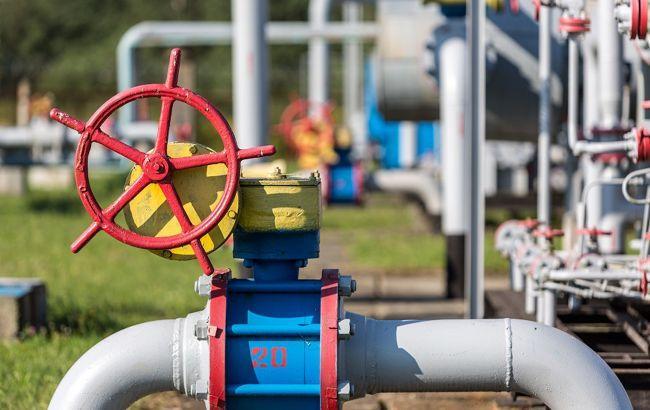 Украина накопила рекордные за годы независимости запасы газа на начало августа