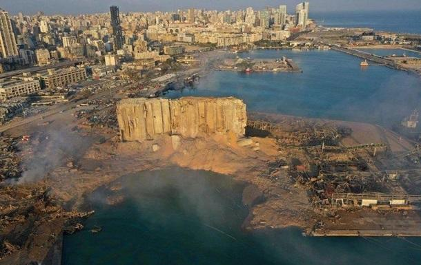 В Бейруте ущерб от взрыва оценивают в $3-5 млрд