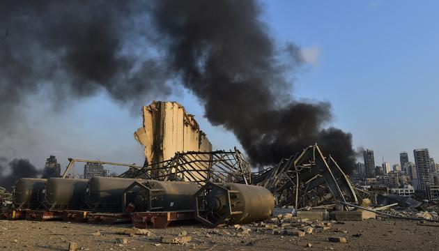 Взрывы в Бейруте: власти допускают, что убытки могут вырасти до $15 миллиардов