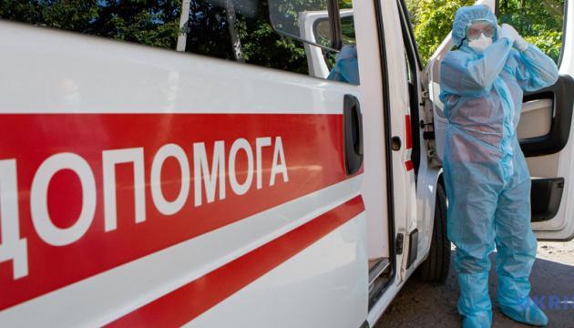 В Украине за сутки - 1318 случаев коронавируса