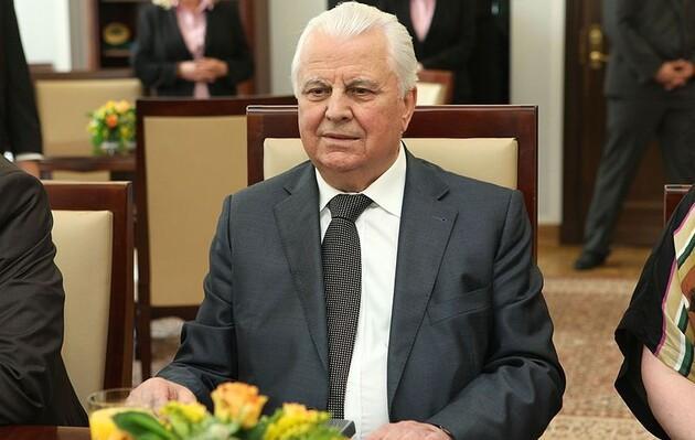 Зеленский о назначении Кравчука в ТКГ: Возглавлять группу должен мощный, мудрый, образованный человек