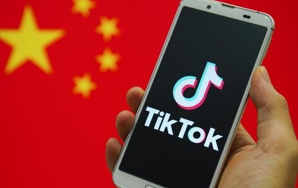 """TikTok """"попался"""" на слежке за пользователями - СМИ"""