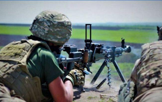 """На всех участках фронта на Донбассе сохраняется """"тишина"""""""