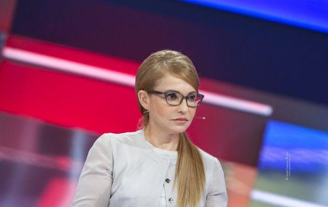 Тимошенко заболела коронавирусом