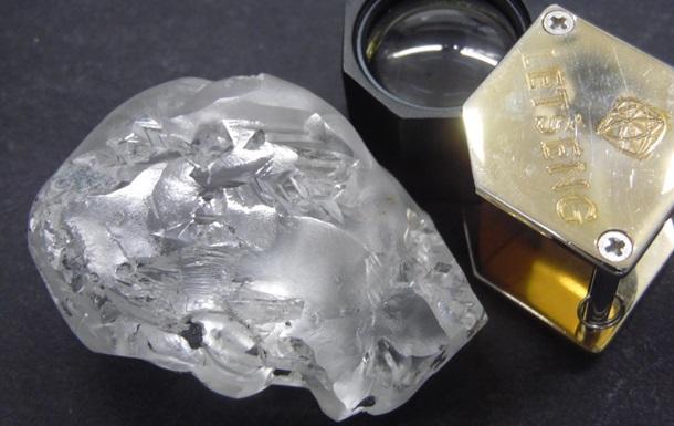 В Африке найден один из крупнейших в мире алмазов
