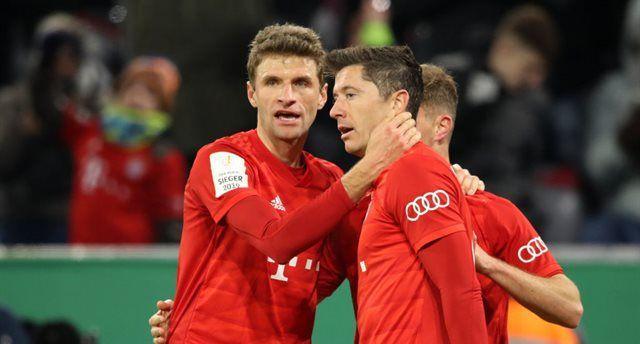 Назван лучший игрок сезона в Германии