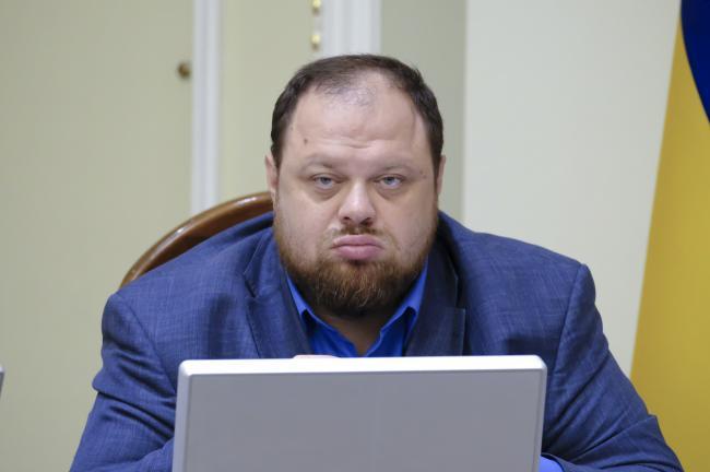 Стефанчук: вопрос о языке можно вынести на референдум, но с одним условием